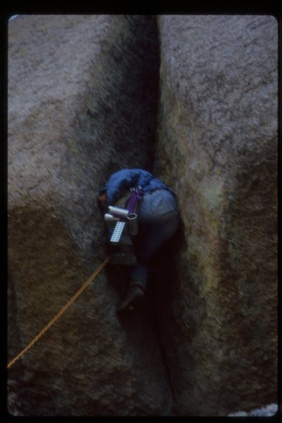 George Bracksieck leading If Sheep Had Heels and Toes, 10/10/81.