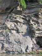 Rock Climbing Photo: Leftmost Face