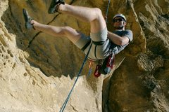 Rock Climbing Photo: Rappelling Xenophobe @ Smith