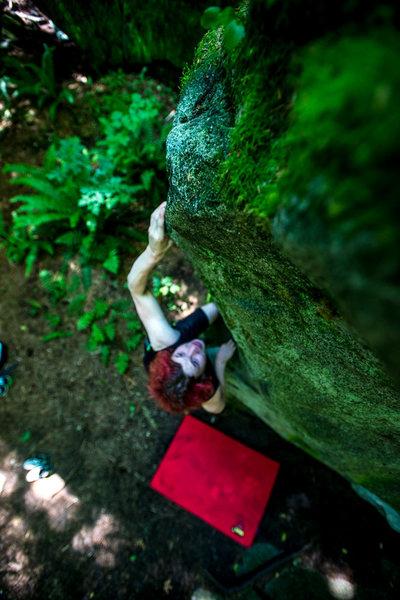 Rock Climbing Photo: Ben Taylor