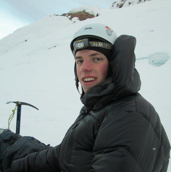 Rock Climbing Photo: Mt Hood
