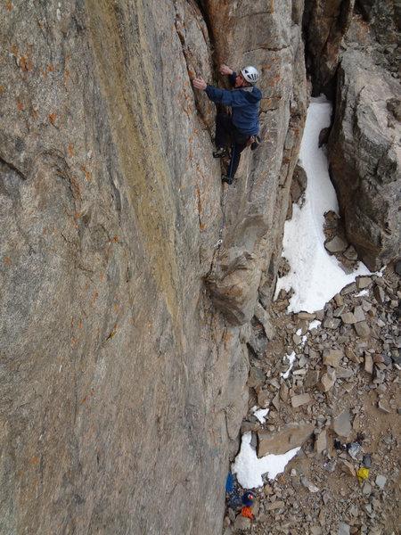 Rock Climbing Photo: Jack Fields on Finback.