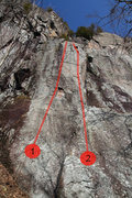 Rock Climbing Photo: 1 - Mother's Day 2 - Victoria's Secret  Credit: Pa...