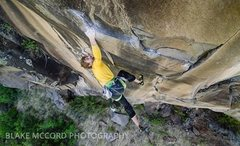 Rock Climbing Photo: Tradyno   blakemccordphotography.com