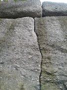 Rock Climbing Photo: Curt's Crack