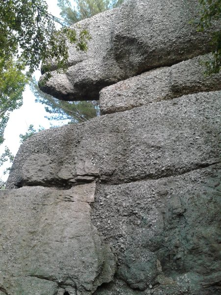 Rock Climbing Photo: Moby Neil.