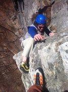 Rock Climbing Photo: The Dangler