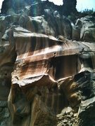 Rock Climbing Photo: Moonrise Kingdom