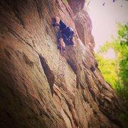 Rock Climbing Photo: Jungle Trundler