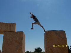 Stonehenge Replica Odessa,TX.