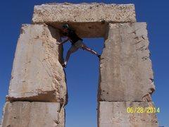 Rock Climbing Photo: Stonehenge