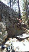 Rock Climbing Photo: Unnamed 1 start