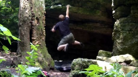 Me sticking the dyno