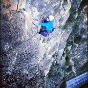 Rock Climbing Photo: Multipitch climbing in Sant Llorenc de Montgai (3 ...