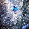 Multipitch climbing in Sant Llorenc de Montgai (3 miles west of Camarasa).