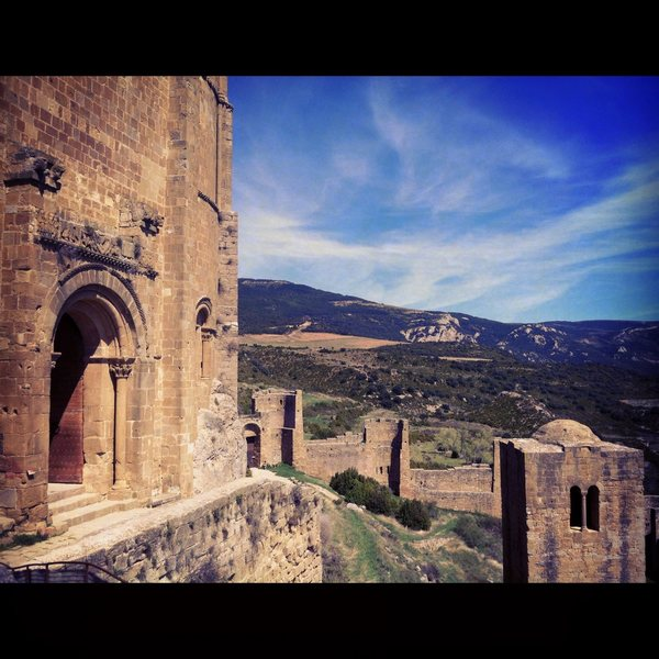 A highly recommended rest day activity is a visit to nearby Castillo de Loarre.
