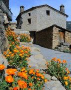 Rock Climbing Photo: The village of Rodellar.