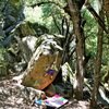"Courtney Ceran on the ""Classic"" V3, Sanborn County Park, CA @Verve"