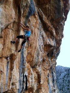 paklenica rock climbing guidebook