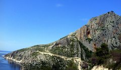 Rock Climbing Photo: Some of the untapped potential on the road between...