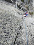 Rock Climbing Photo: The man, the myth, the legend Jon Gleason climbs t...