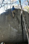 Rock Climbing Photo: Great problem