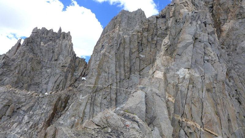 variation for more ridge running