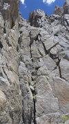 Rock Climbing Photo: the way I started