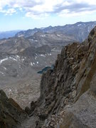 Rock Climbing Photo: As far as I could tell the original route joins th...