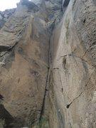 Rock Climbing Photo: Vapor Lock 10D **** climb.