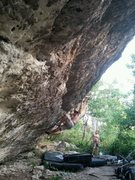 Rock Climbing Photo: Siege Tactics