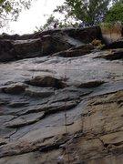 Rock Climbing Photo: Amazing climb, very aesthetic movement