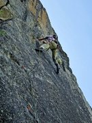 Rock Climbing Photo: The right side variation.