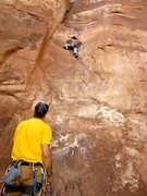 Rock Climbing Photo: Wall Street