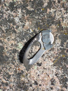 """Rock Climbing Photo: The dreaded """"piece of garbage"""" 3rd bolt:..."""