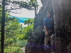 Rock Climbing Photo: On Kenosis