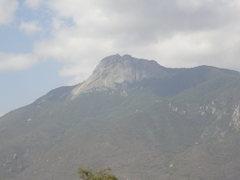 Rock Climbing Photo: Mount Longido from the West.