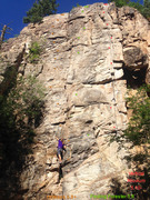 Rock Climbing Photo: Hotness, Finding Forester and Vertical Alluvium at...