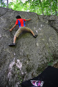 Rock Climbing Photo: Blok Slap Right