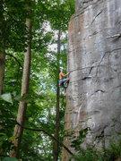 Rock Climbing Photo: Preparation H - photo by matt