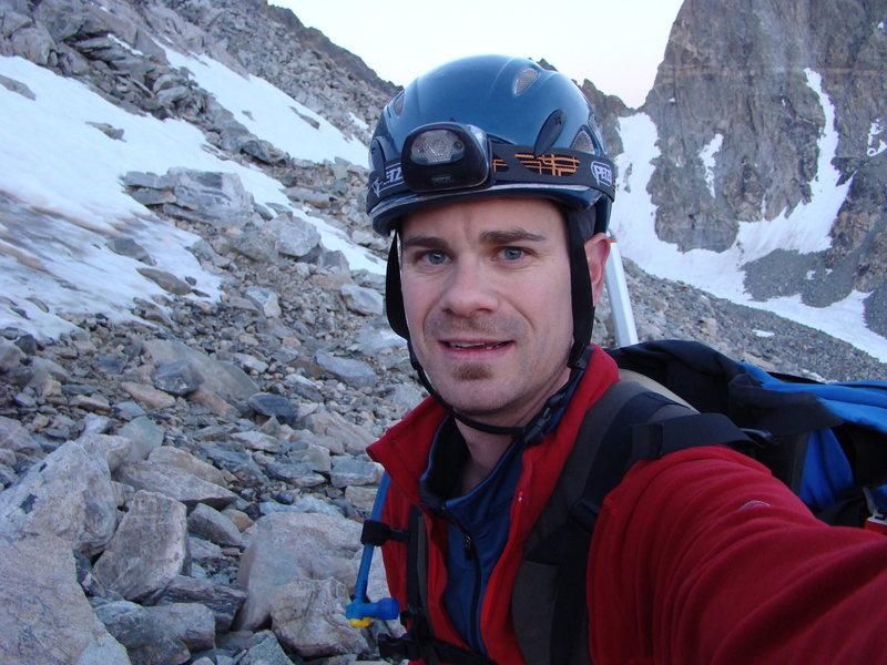 Gannett Peak approach