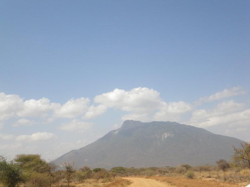 Rock Climbing Photo: Mount Longido