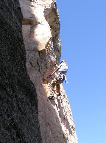 Rock Climbing Photo: Lo Soterrani