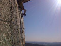 Rock Climbing Photo: P3 CCK