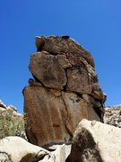 Rock Climbing Photo: South Face of Culp Tower