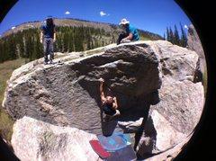 Rock Climbing Photo: The Ladder.
