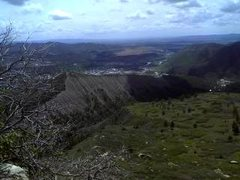Rock Climbing Photo: Views.
