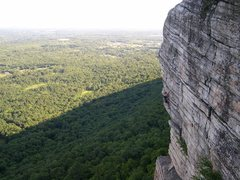 Rock Climbing Photo: face