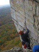 Rock Climbing Photo: Le Teton