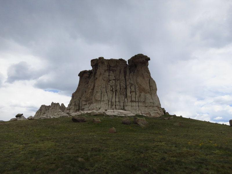 Rock Climbing Photo: Southeast face.